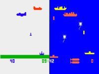 Video Game: Sea Wolf / Bombardier
