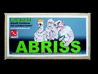 Board Game: Abriss
