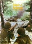 Board Game: Attack in the Ardennes: The Battle of the Bulge