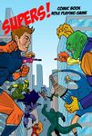 RPG Item: SUPERS! Comic Book Role Playing Game (Core Rules)