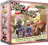 Board Game: Disc Duelers