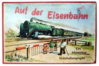 Board Game: Auf der Eisenbahn