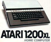 Video Game Hardware: Atari 1200XL