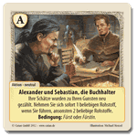 Board Game: The Rivals for Catan: Alexander and Sebastian, the Bookkeepers