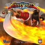 Board Game: The Masters' Trials: Wrath of Magmaroth