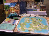 Board Game: Tempus