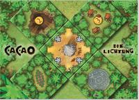 Board Game: Cacao: Die Lichtung