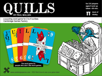 Board Game: Quills