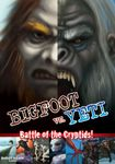 Board Game: Bigfoot vs. Yeti
