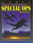 RPG Item: GURPS Special Ops (Third Edition)