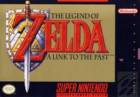 Video Game: The Legend of Zelda: A Link to the Past