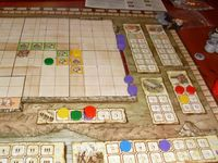 Board Game: Río de la Plata
