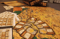 Board Game: Warriors & Traders
