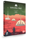 Board Game: On Mars: Surviving Mars – The Cooperative Expansion for On Mars
