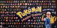 Board Game: Pokémon Master Trainer