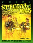 RPG Item: GURPS Special Ops (Second Edition)