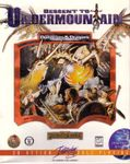 Video Game: Descent to Undermountain