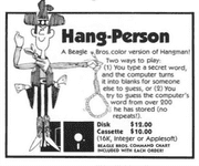 Video Game: Hang-Person