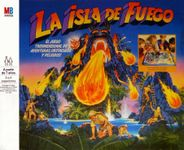 Board Game: Fireball Island