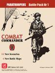 Board Game: Combat Commander: Battle Pack #1 – Paratroopers