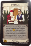 Board Game: Dominion: Prince Promo Card