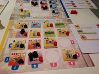 Board Game: Quadropolis