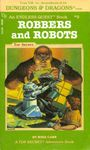 RPG Item: Book 09: Robbers and Robots