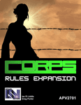 RPG Item: CORPS Rules Expansion