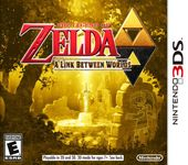 Video Game: The Legend of Zelda: A Link Between Worlds