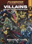 RPG Item: Champions Villains Volume One: Master Villains