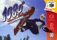 Video Game: 1080° Snowboarding