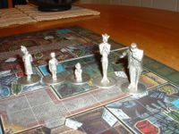 Board Game: The Perilous Parlor Game