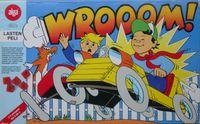 Board Game: Wrooom!