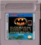 Video Game: Batman: The Video Game (GB)