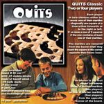 Board Game: Quits