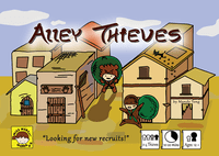 Board Game: Alley Thieves