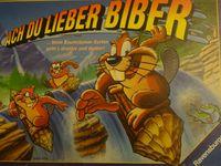 Board Game: Ach Du Lieber Biber