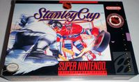 Video Game: NHL Stanley Cup