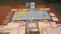 Board Game: Absolute Victory: World Conflict 1939-1945