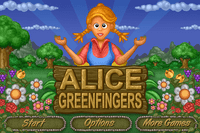 Video Game: Alice Greenfingers