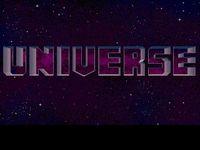Video Game: Universe (1994)