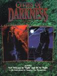 RPG Item: Cities of Darkness Vol. 1: New Orleans by Night and D.C. by Night