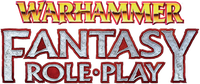 RPG: Warhammer Fantasy Roleplay (4th Edition)