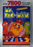Video Game: Ms. Pac-Man