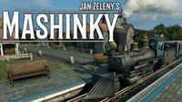 Video Game: Mashinky
