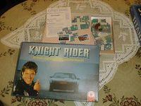 Board Game: Knight Rider