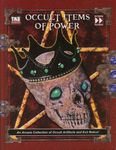 RPG Item: Occult Items of Power