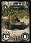 Board Game: World of Tanks: Rush – M2 Light Tank