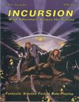 RPG Item: Incursion: High Adventure Across the Galaxy