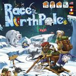 Board Game: Race to the North Pole